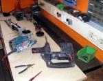 Servis električnega ročnega orodja